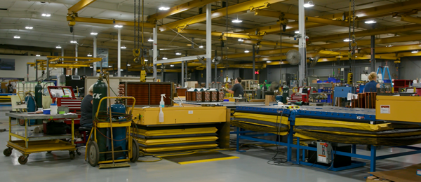 Marlo Coil Manufacturing Facility